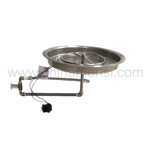 Gas Fire Pit Gas Valve Thermocouple Pilot Burner
