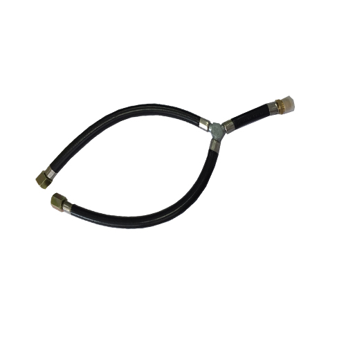 Y Shape Gas Hose