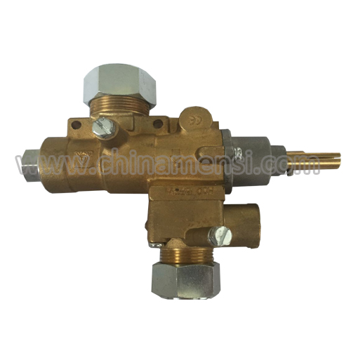 Safety Barbecue valve